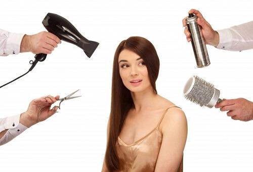 くせ毛の直し方