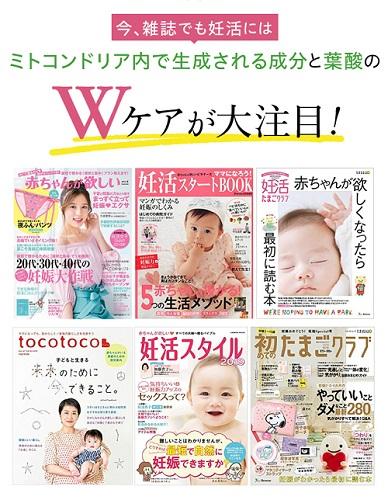 雑誌の情報